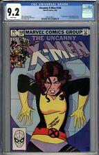 Uncanny X-Men #168 CGC 9.2 NM- 1st Appearance of Adult Madelyne Pryor WHITE