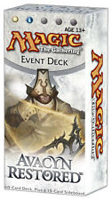 Humanity's Vengeanc Avacyn Restored Event Deck - ENGLISH - Sealed - New ABUGAMES
