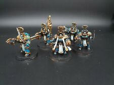 Warhammer 40k Thousand sons chaos scarab terminators pro painted made to order