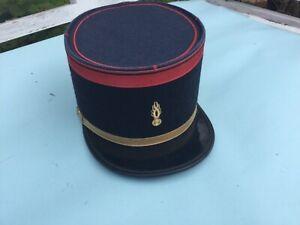 French Gendarme police Kepi cap
