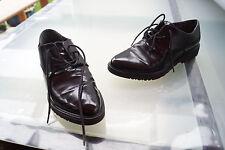 TAMARIS Trend Damen Business Schuhe Schnürschuhe Gr.36 Lack Leder schwarz TOP #7