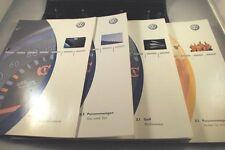 VW GOLF 4 Betriebsanleitung 2001 Bedienungsanleitung Bordmappe Handbuch  BA
