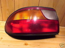 CHEVY MALIBU CHEVROLET MALIBU 97-03 1997-2003 TAIL LIGHT DRIVER LH LEFT