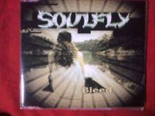 SOULFLY - BLEED. 4 TRACKS. CD