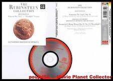 "RUBINSTEIN COLLECTION ""Beethoven Concerto 1"" (CD) 1987"
