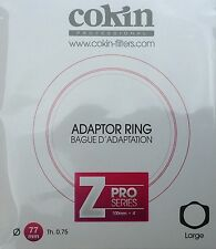 Cokin Z Series Adaptor Ring In 77mm 77 mm  Z477 Genuine Cokin UK stock