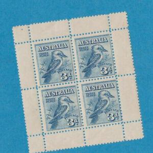 1928 Kookaburra M/S. Mint Own Gum.
