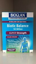 Bioglan Biotic Balance 50 Billion Super Strength 30 Capsules