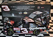 Dale Earnhardt GM Goodwrench Plus 1998 Daytona 10th Anniv 1:24 Die Cast NASCAR
