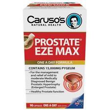 Carusos Natural Health Prostate Eze Max 90 Capsules