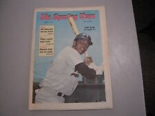 1971 Sporting News August 7 Oliva Twins Berra Robertson A.Plamer Malcolm Emmons