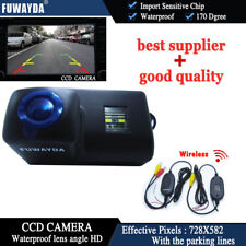Sans fil Voiture camera de recul Camera for  Peugeot 206 207 306 307 308 407