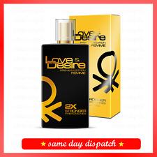 Seduce him with Love&Desire PREMIUM EDITION perfume PHEROMONES for WOMEN 100ml