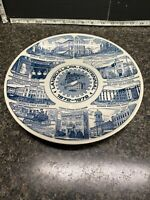 Beautiful Vintage Lansdale, PA. Centennial 1872-1972 Souvenir/ Collector Plate.