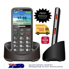 Brad New big button 3g mobile phone for seniors ..sos, torch elder phone