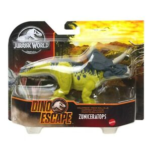 Jurassic World Wild Pack  Zuniceratops - Camp Cretaceous Dino Escape