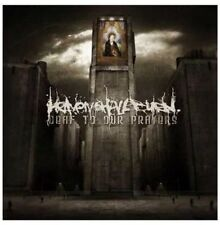 Heaven Shall Burn - Deaf to Our Prayers - Rare Ltd Ed CD & DVD