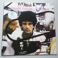 Richard Pinhas-l'ethique VINYL LP UK 1st Press 1982 EX/EX + Espace Prog