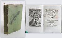 Dorn - Dresdner Kalender zum Gebrauch der Residenz auf das Jahr 1819 -Sachsen xz
