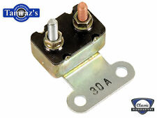 64-71 Chevy Power Top Window 30 Amp Circuit Breaker CHQ W-559 NEW