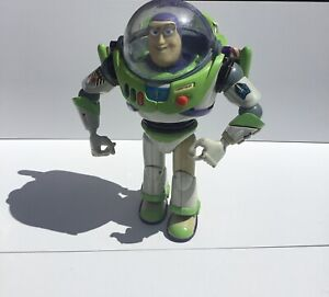 Disney Pixar Thinkway Toy Story 1 Vintage Buzz Lightyear Action Figure 1995