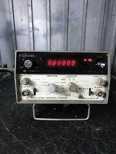 hp 5300a + 5302a Universal Counter System Misuratore X Multimetro Spettro