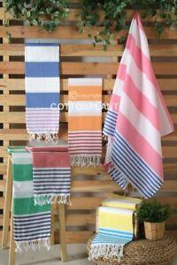 Turkish Peshtemal Towel Bath Beach Hammam Pareo  Pestamal Peshtamal Home Gym