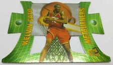 1997 NETBURNERS PRESS PASS KEVIN CATO #NB10 IOWA STATE BASKETBALL CARD