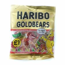 Haribo Goldbears 180g (Box of 12) Gummie Bears Sweets