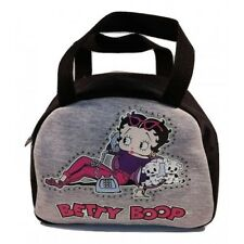 OFFICIAL LICENSED COLLECTABLE BETTY BOOP HANDBAG WITH FRONT SEQUIN EMBELLISHMENT