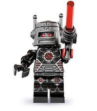 Lego 8833 böser Roboter Minifigures Serie 8 Nr. 1 Evil Robot + BPZ