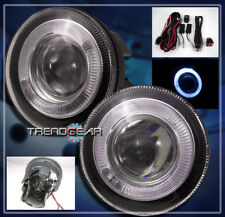 2001 2002 2003 2004 DODGE DAKOTA DURANGO HALO PROJECTOR BUMPER FOG LIGHT+HARNESS