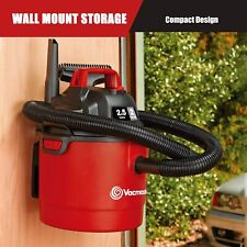 Vacmaster Portable Car Vac Shop Wet Dry Vacuum Cleaner 3 in1 Wall Mount Sweeper
