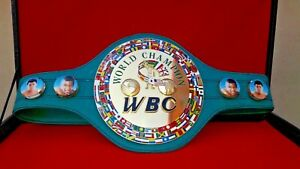 WBC Boxing Champion Ship Belt.full size