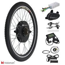 "28"" Hinterrad 48V 1000W Elektro-Fahrrad Kit Ebike Elektrofahrrad Umbausatz LCD"