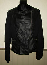 NORDSTROM'S COLLECTION by BERNADO womens medium faux leather jacket VGUC