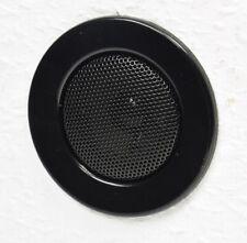 CT20806 Decken-Einbaulautsprecher Mini Halogen-Look, 8cm Ø, 6cm Einbau, schwarz