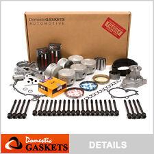 Fit 1993 Nissan Quest Mercury Villager 3.0L SOHC Master Engine Rebuild Kit VG30E