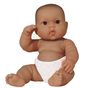 JC TOYS LOTS TO LOVE BABIES 14IN HISPANIC