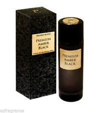 PRIVATE BLEND PREMIUM AMBER BLACK EDP Spray Unisex 3.4 Oz / 100 ml BRAND NEW!