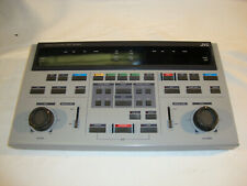 Rm-86U Jvc Editing Control Unit - Includes Cables - Used Untested