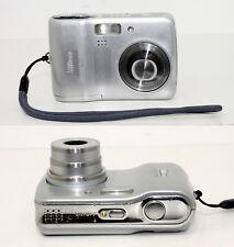Nikon COOLPIX L3 5.1MP Digital Camera 3x Optical Zoom - Silver, - Fast Free S&H