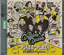 Los Angeles Azules de Plaza en PLAZA CD+DVD New Nuevo Sealed