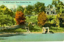 Kansas City, MO The Webb County Home 1912