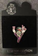 DisneyStore.com New Orleans Masquerade Jiminy Cricket Pin LE /100 80503 Facilier