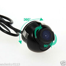 1360°Car Rear View Reverse Backup Camera For All car 170º Wideangle Chip COMS