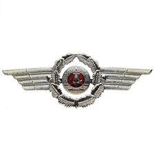 Original East German NVA DDR army military Cap Hat cockade pin badge officer