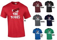 Tory Party HQ Wolves T-Shirt Socialist Labour NHS Funny Victorian Tories Out