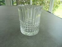 """Double Old Fashioned Rocks Glass 4"""" Tall"""