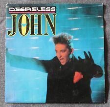 Desireless, John, SP - 45 tours